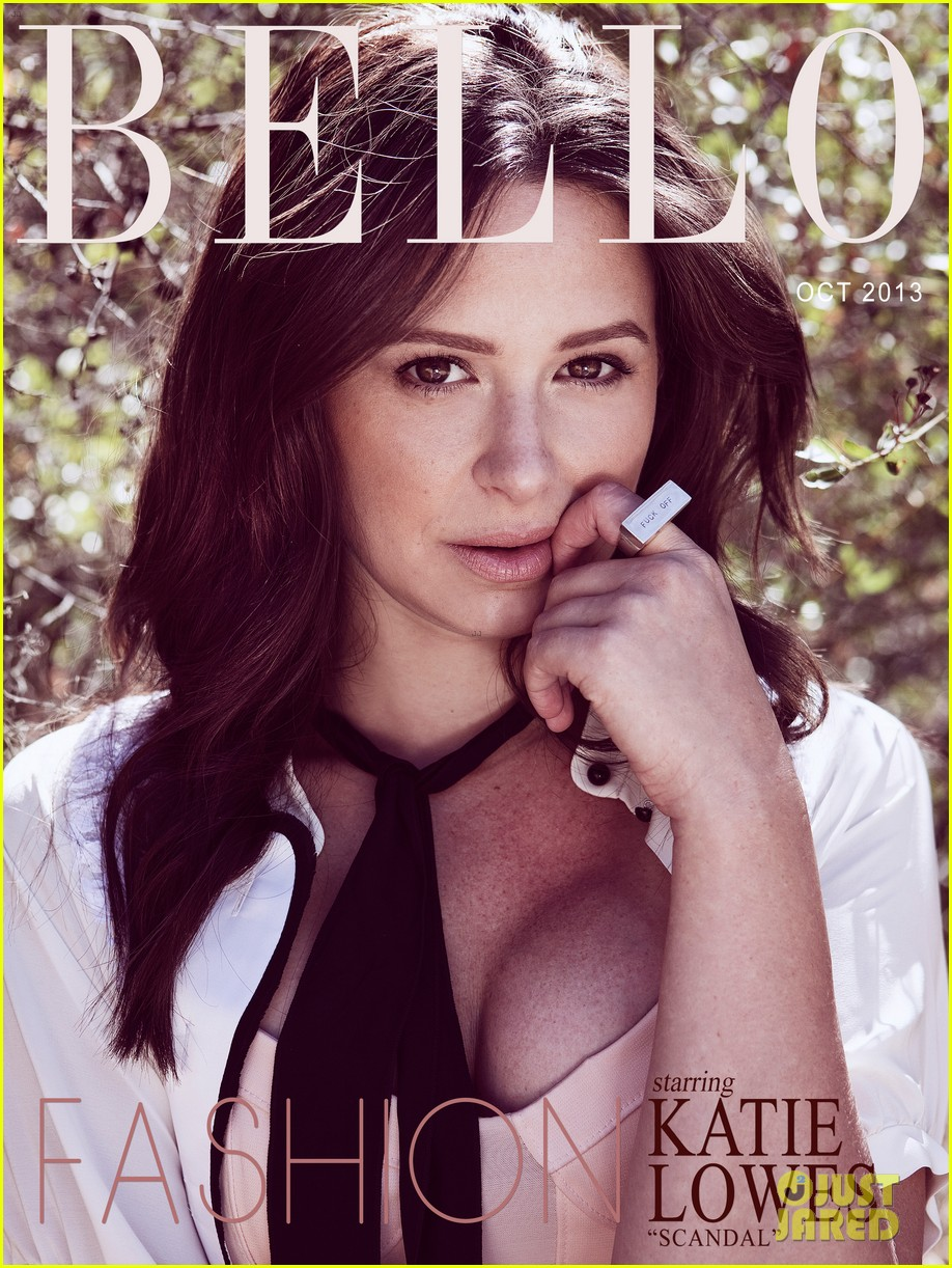 katie lowes is fashion fierce for bello magazine feature 052971343