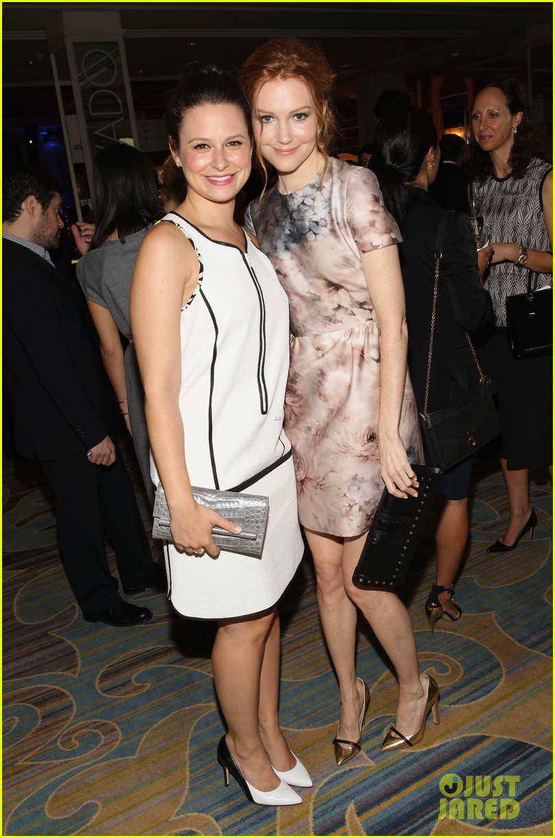 katie lowes darby stanchfield variety power of women 10