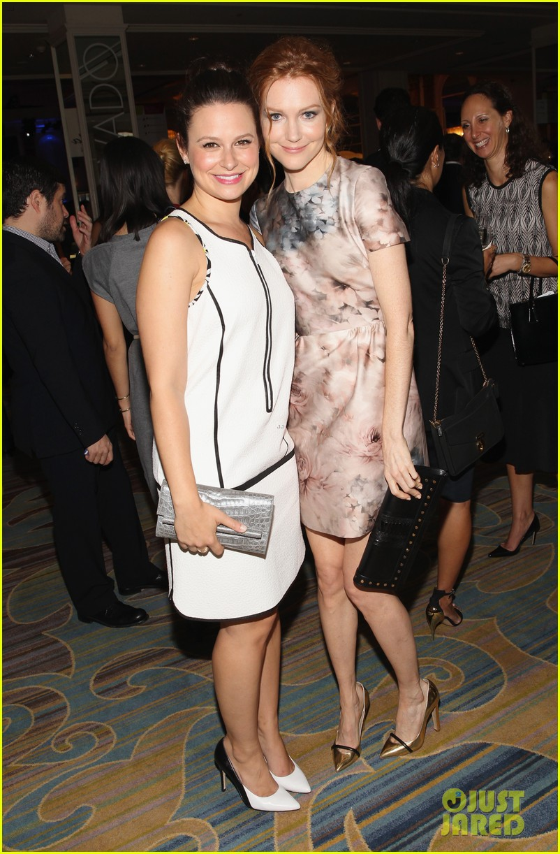 katie lowes darby stanchfield variety power of women 11