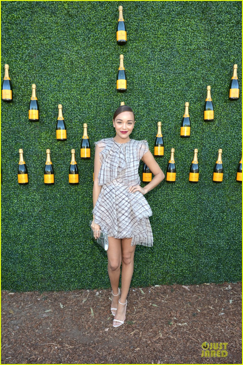 ashley madekwe holland roden veuve clicquot polo classic 2013 112966941