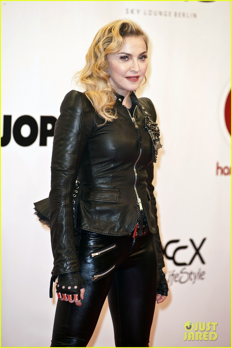 madonna hard candy fitness club opening in berlin 042973773