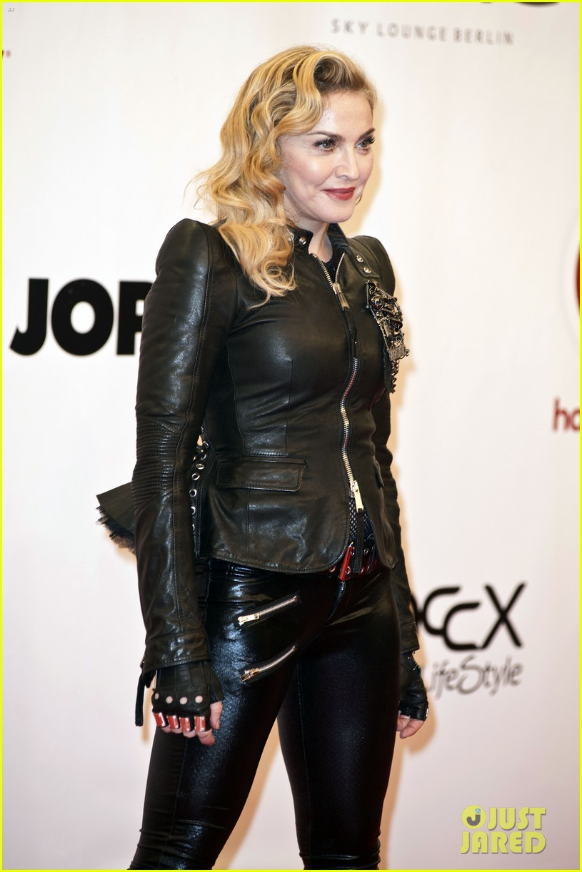 madonna hard candy fitness club opening in berlin 082973777