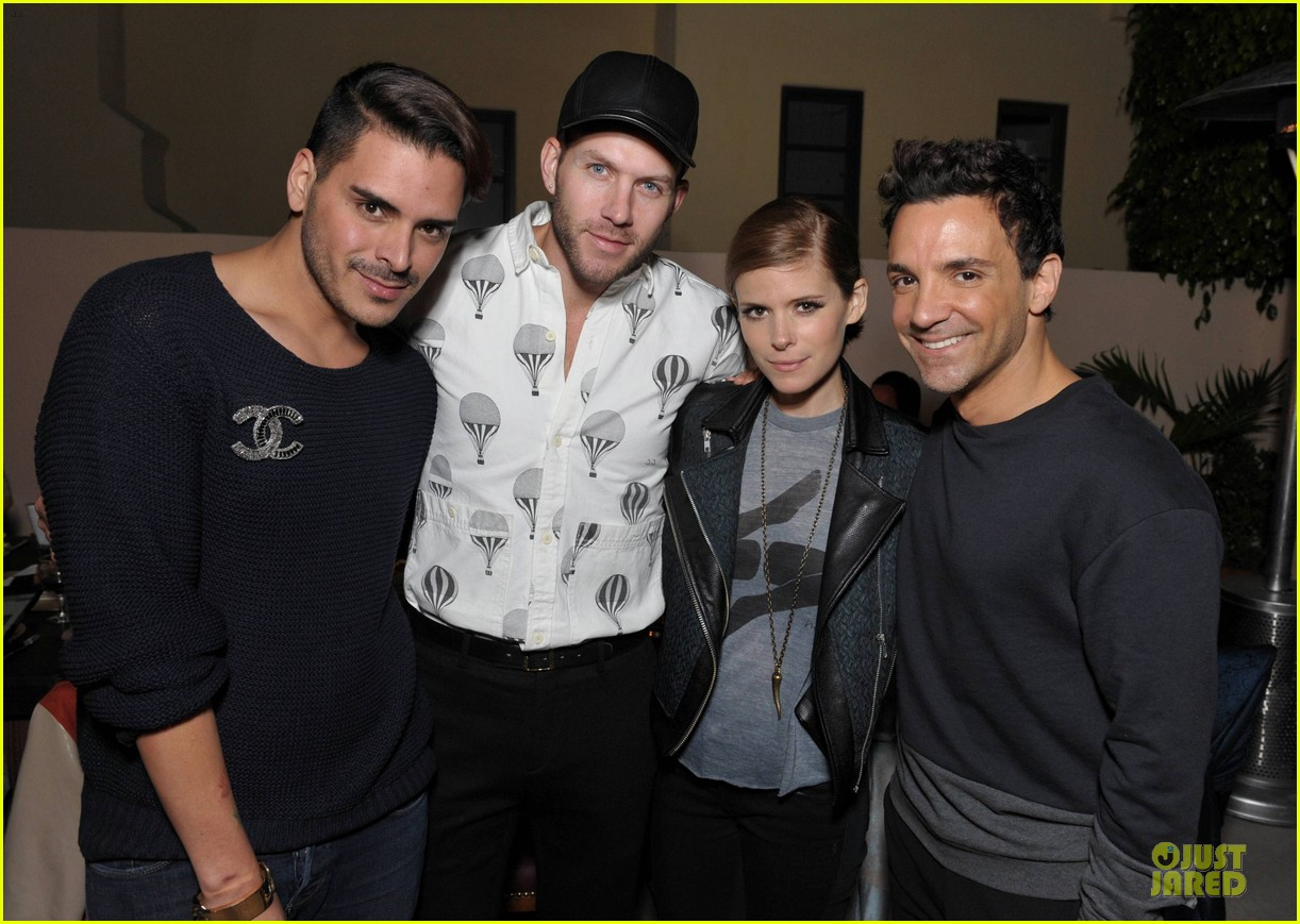 kate mara bff johnny wujek spinmedia supper club 182969387