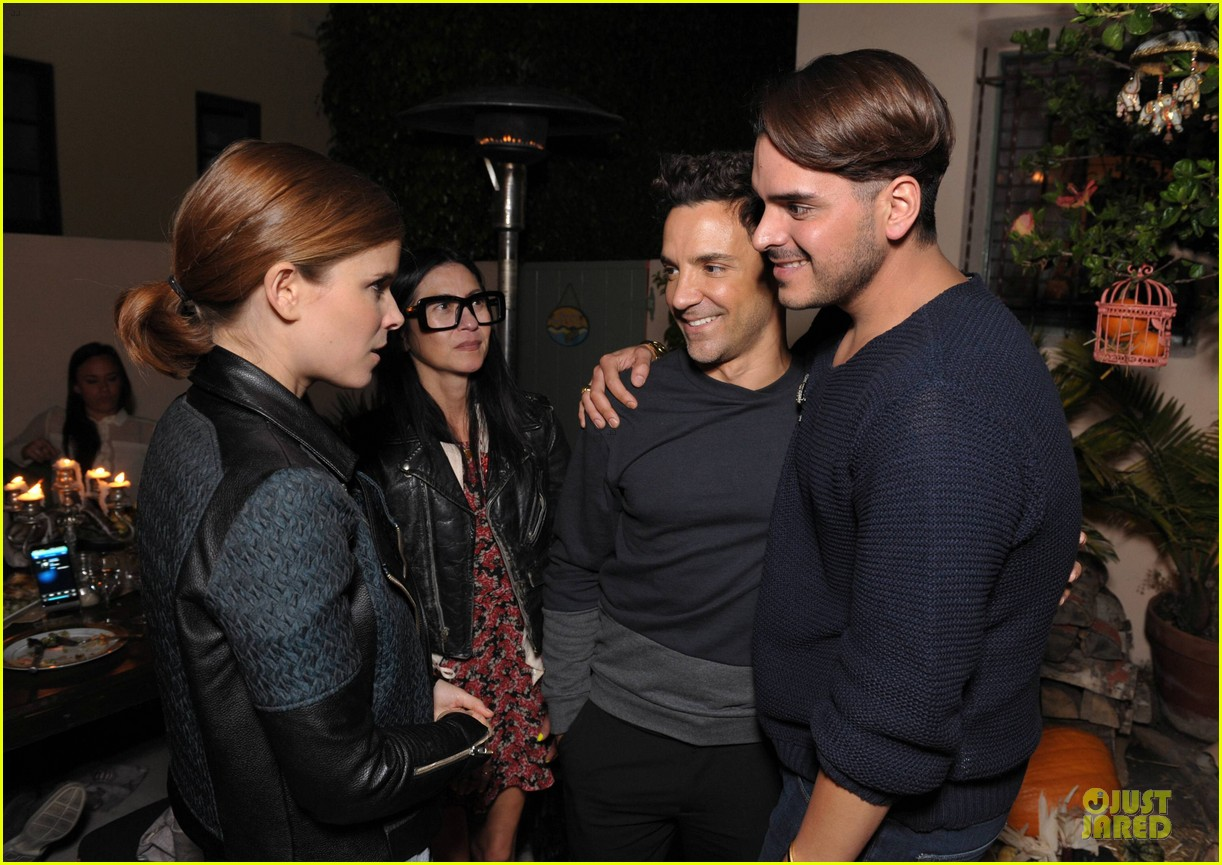 kate mara bff johnny wujek spinmedia supper club 192969388