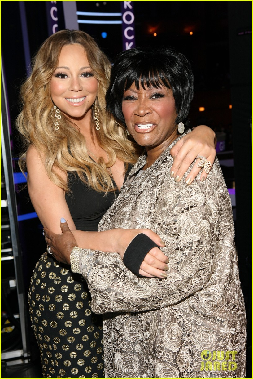mariah carey jennifer hudson bet black girls rock 2013 032981102