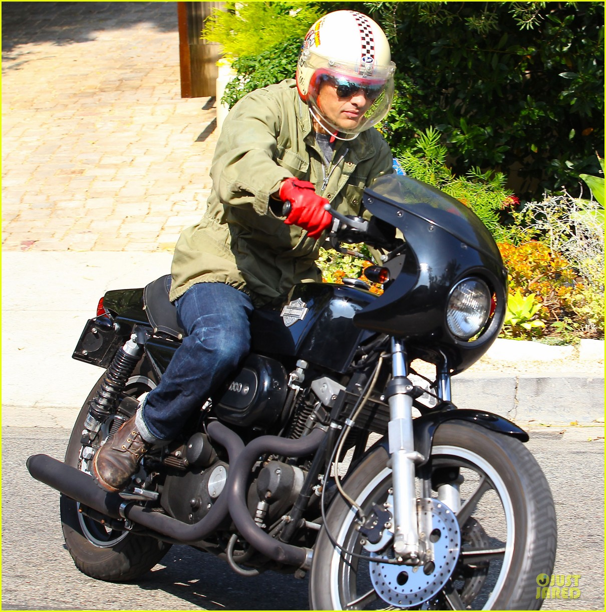 olivier martinez unstoppable motorcycle rider 062980363