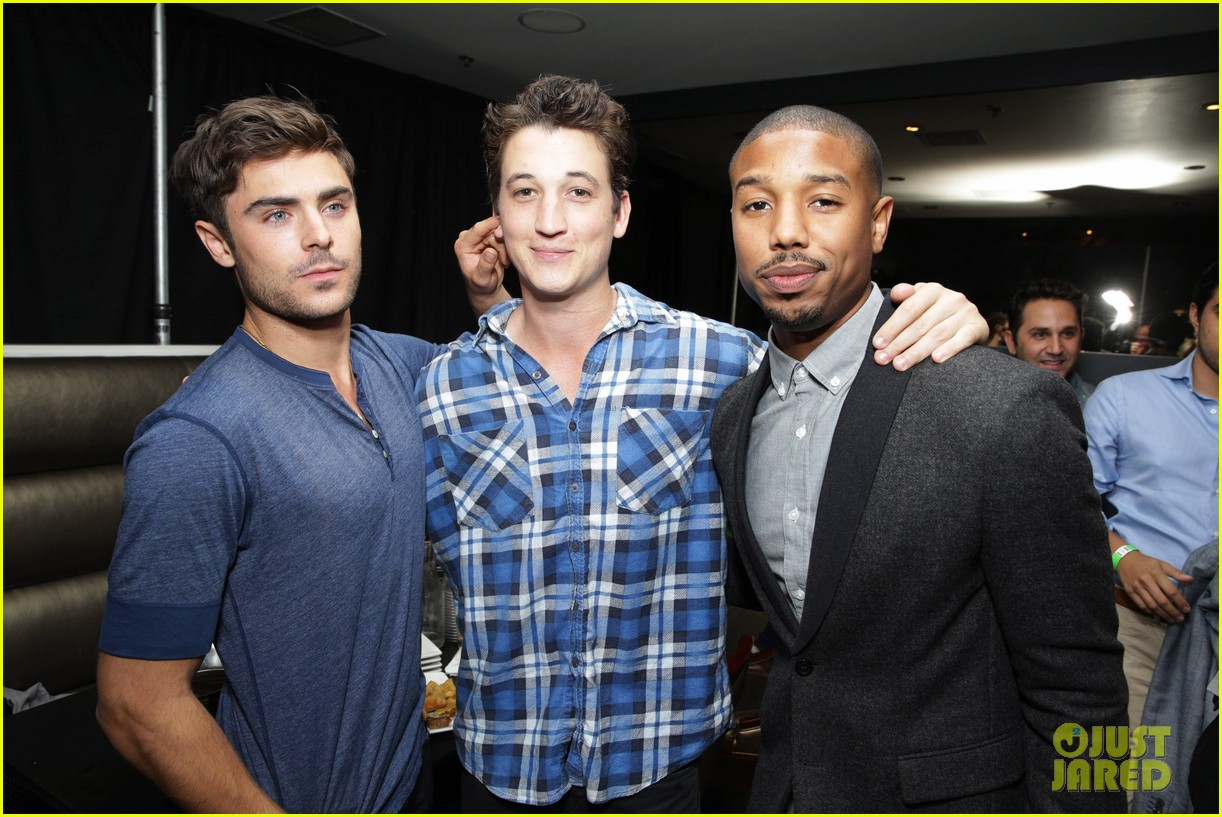 michael b jordan miles teller that awkward moment qa with zac efron 072973147
