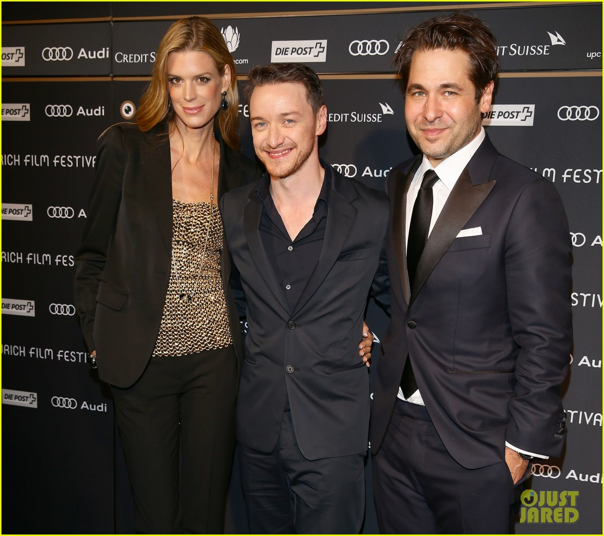 james mcavoy bella heathcote zurich film festival 2013 022965780