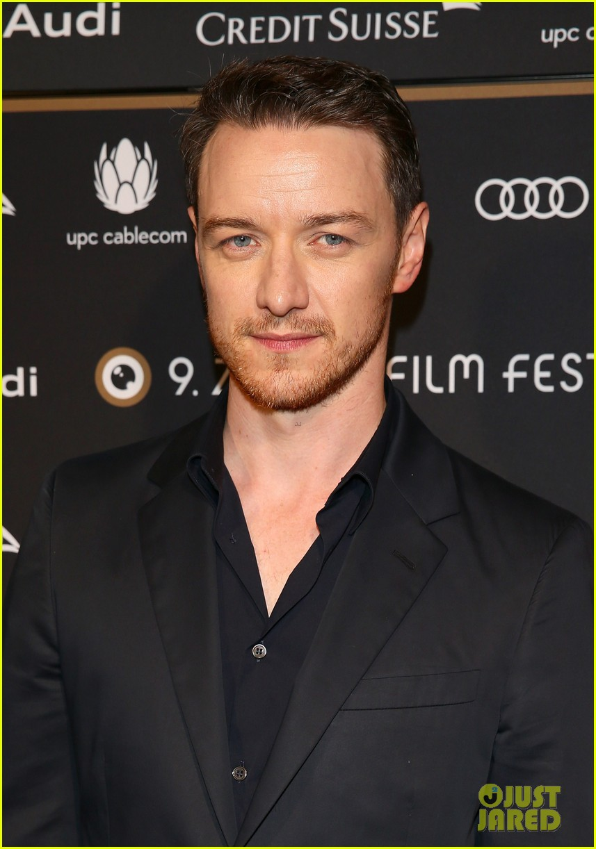 james mcavoy bella heathcote zurich film festival 2013 03
