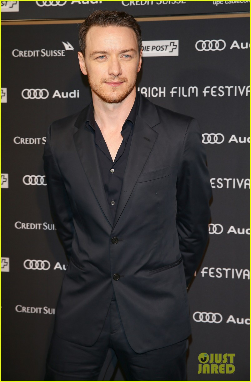 james mcavoy bella heathcote zurich film festival 2013 112965777