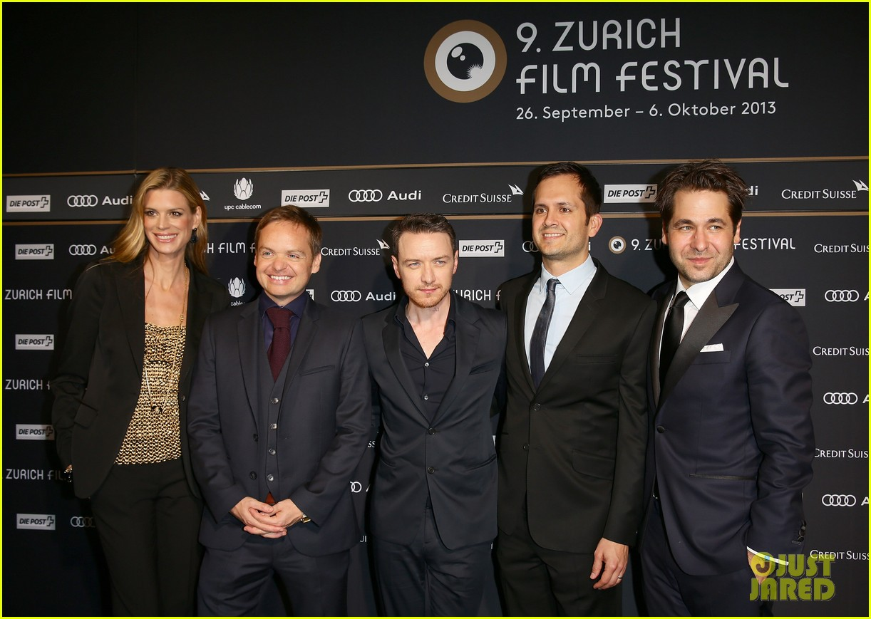 james mcavoy bella heathcote zurich film festival 2013 122965778