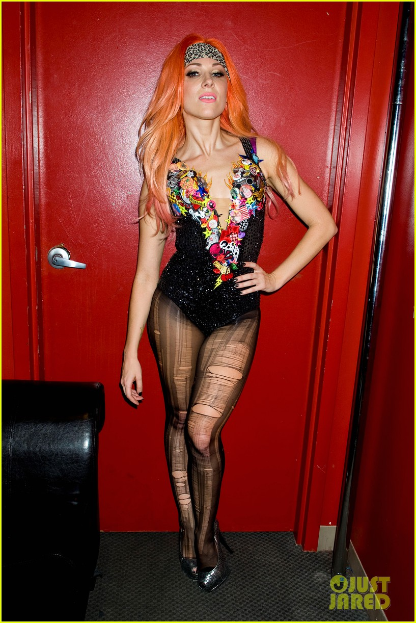 bonnie mckee just jared halloween party 2013 052979371