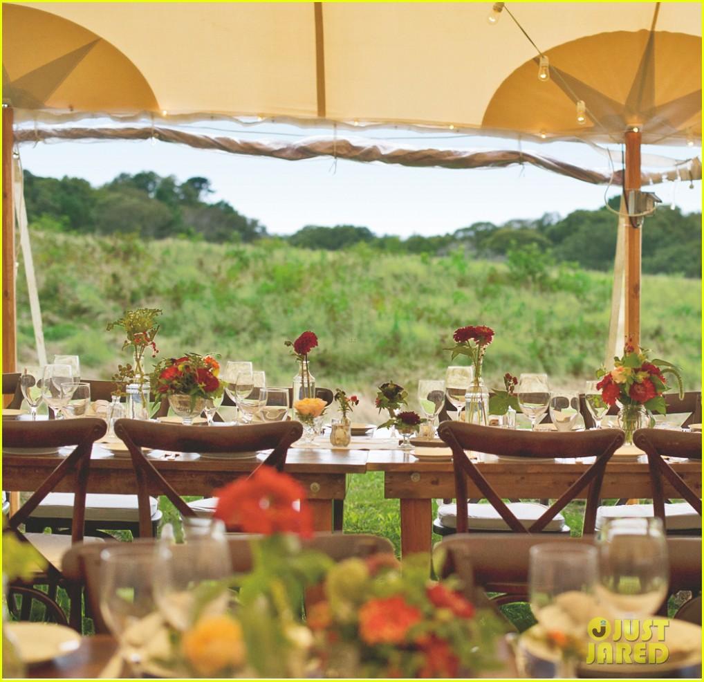 seth meyers wedding photos revealed 032978360
