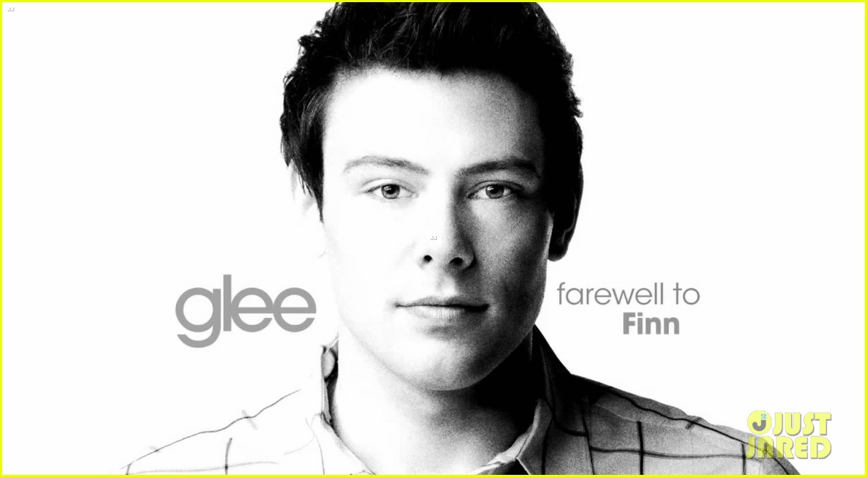 lea michele sings to cory monteith in glee farewell promo 032965473