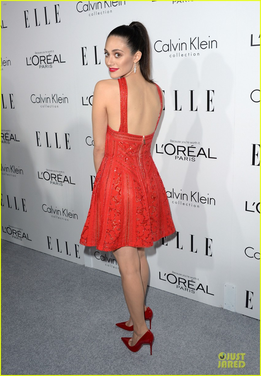 lea michele emmy rossum elle women in hollywood celebration 072976669