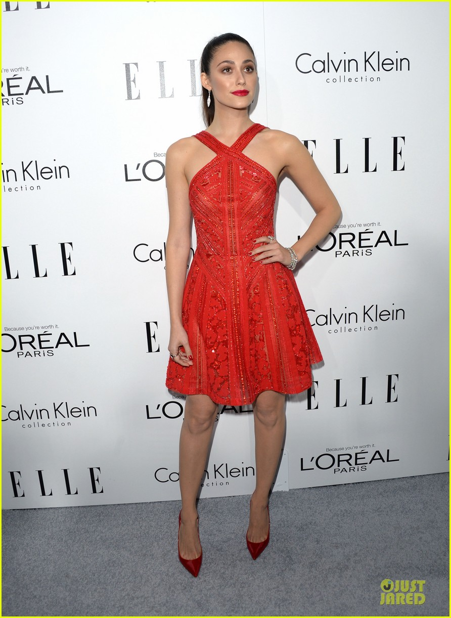 lea michele emmy rossum elle women in hollywood celebration 082976670