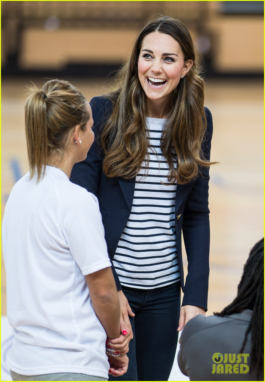 kate middleton sportaid athlete workshop visit 052974285