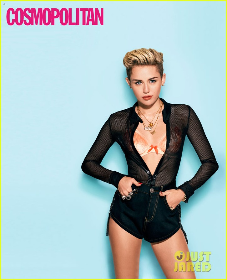 miley cyrus talks being single cosmo december 2013 032980540