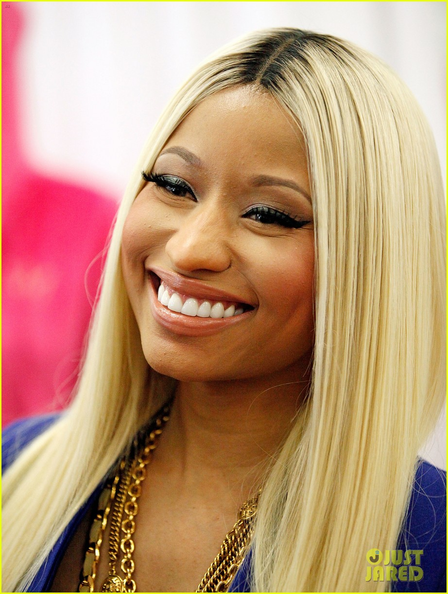 nicki minaj kmart collection shop your way event 04