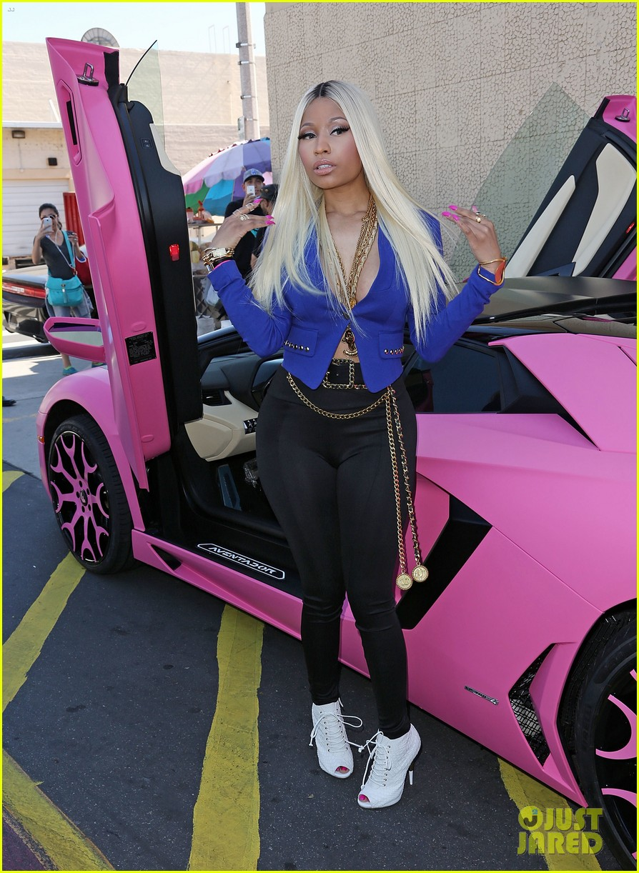 nicki minaj kmart collection shop your way event 20