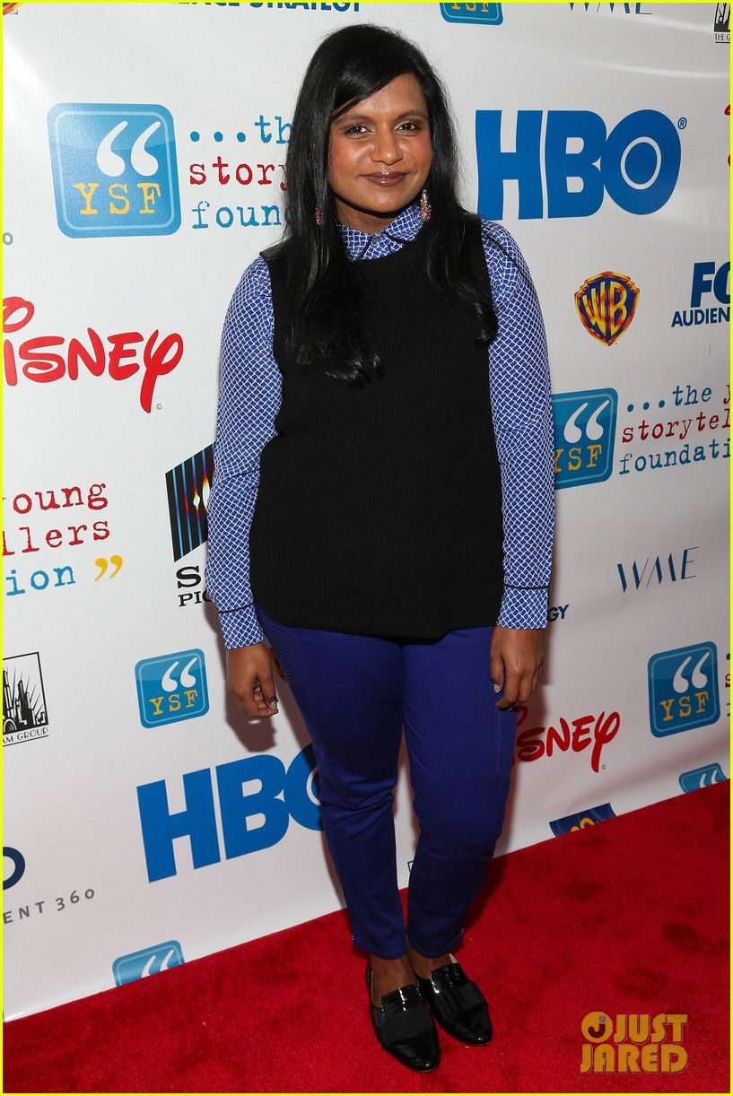 mindy kaling max greenfield young storytellers foundation performers 042971130