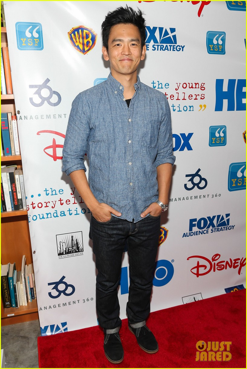 mindy kaling max greenfield young storytellers foundation performers 13