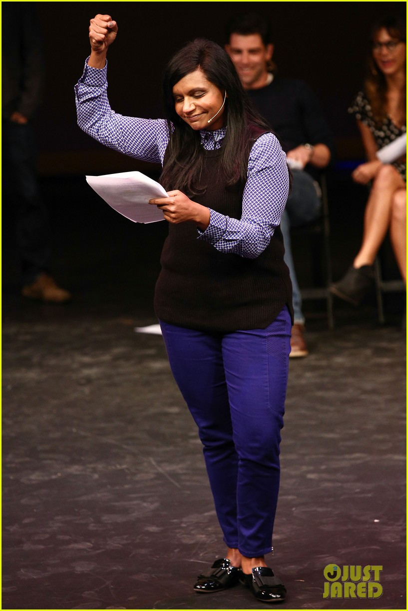mindy kaling max greenfield young storytellers foundation performers 152971141
