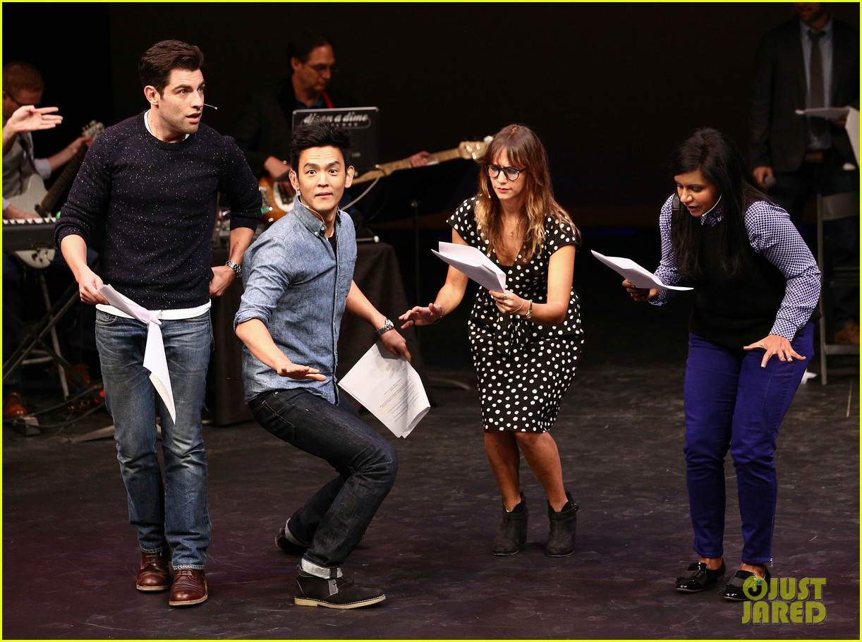 mindy kaling max greenfield young storytellers foundation performers 19
