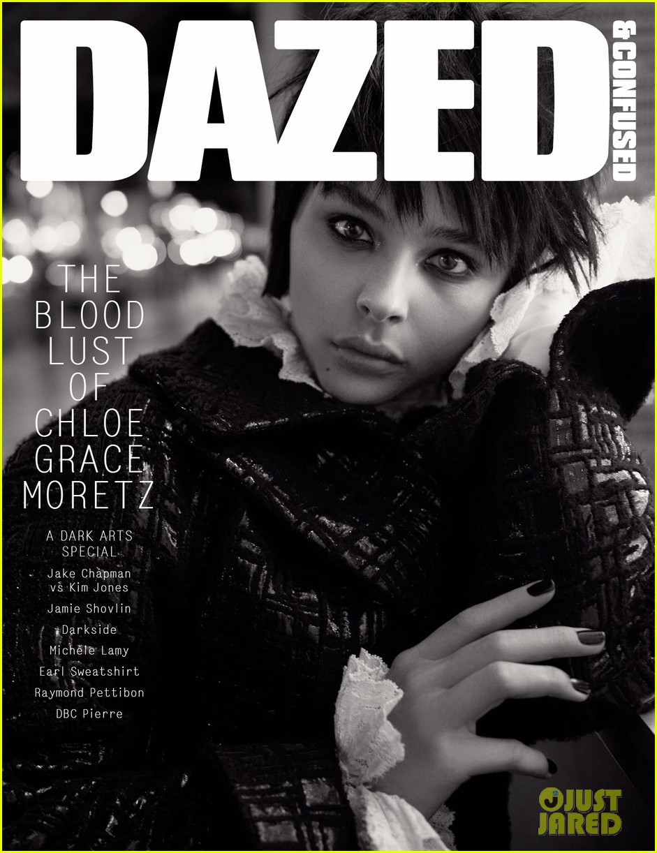 chloe moretz goes gothic chic for dazed confused 03.2971928