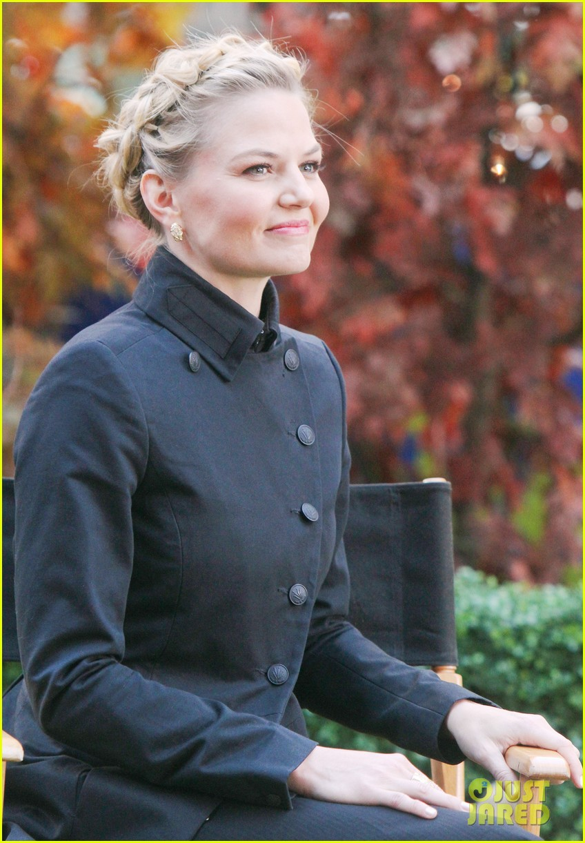 jennifer morrison promotes once upon a time in nyc 032976942