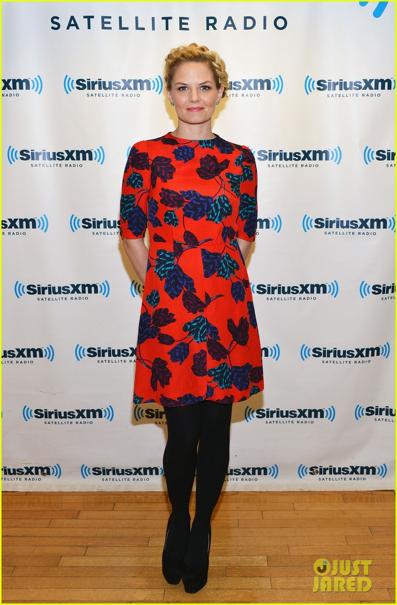 jennifer morrison promotes once upon a time in nyc 052976944