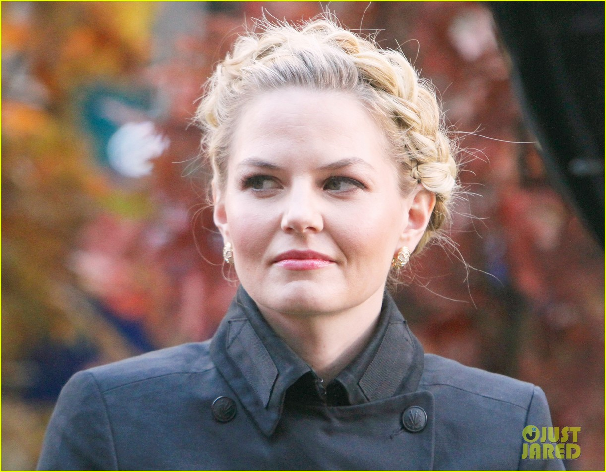 jennifer morrison promotes once upon a time in nyc 092976948