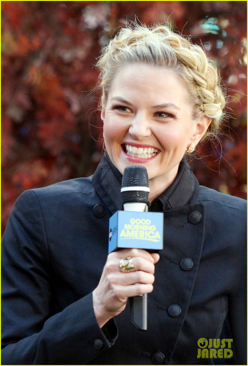 jennifer morrison promotes once upon a time in nyc 112976950