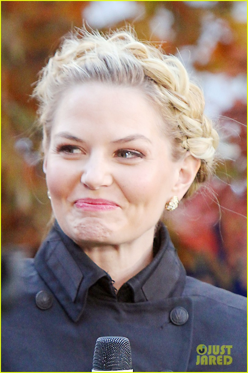 jennifer morrison promotes once upon a time in nyc 172976956