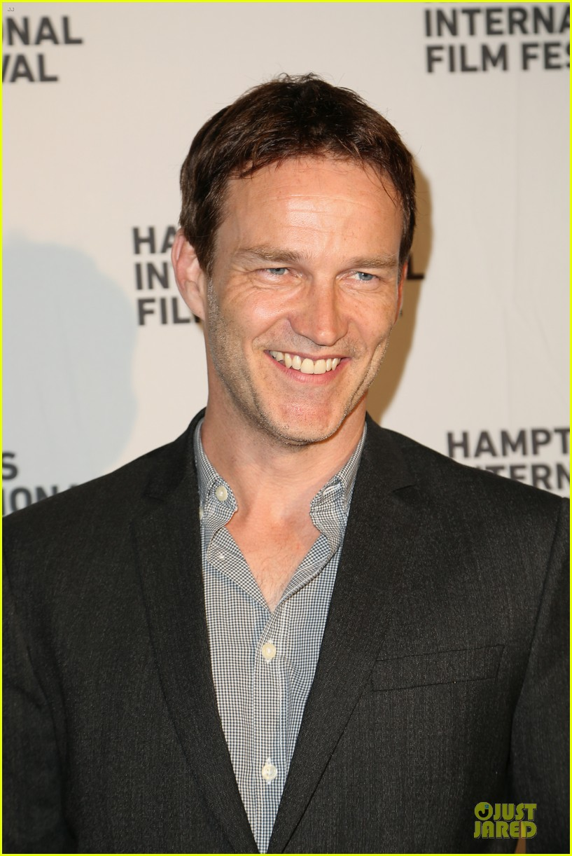 stephen moyer free ride screening at hamptons film fest 092970460