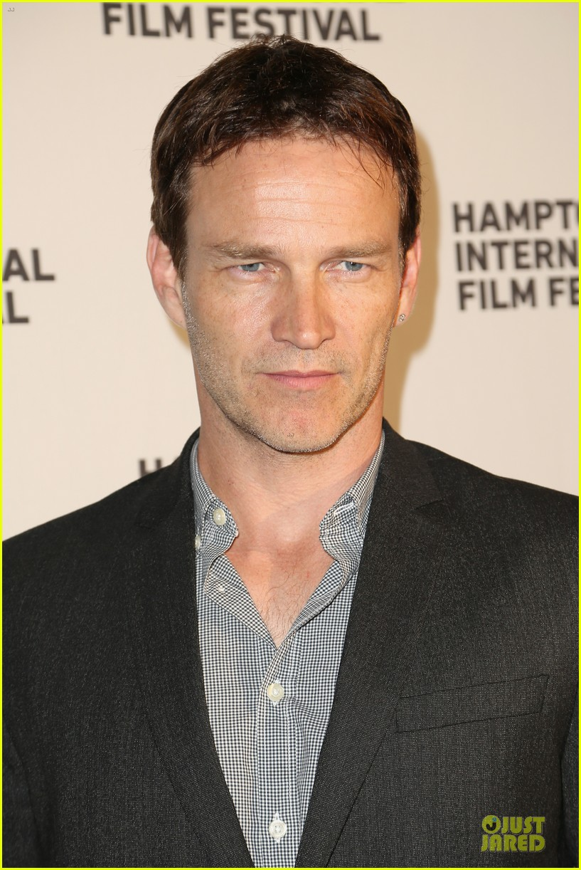 stephen moyer free ride screening at hamptons film fest 112970462