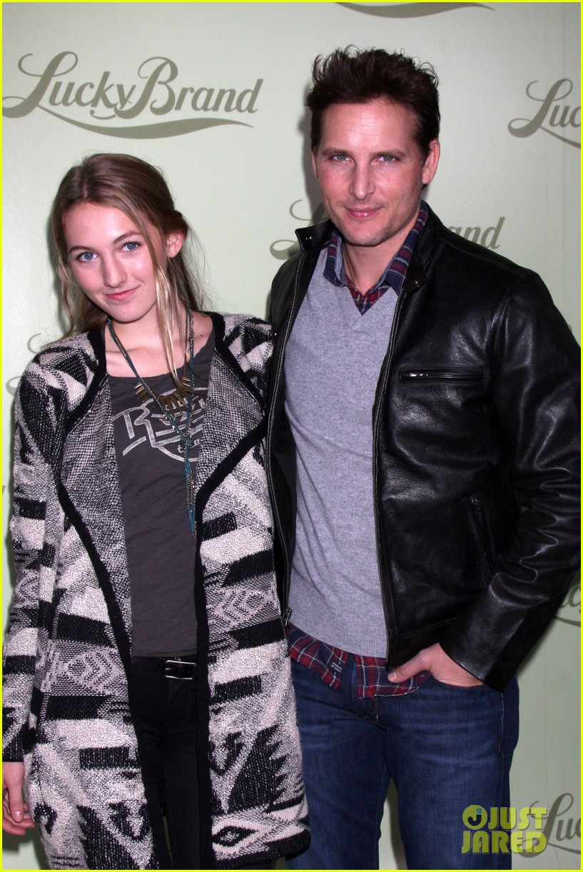 chad michael murray nicki whelan lucky brand store opening 022982831