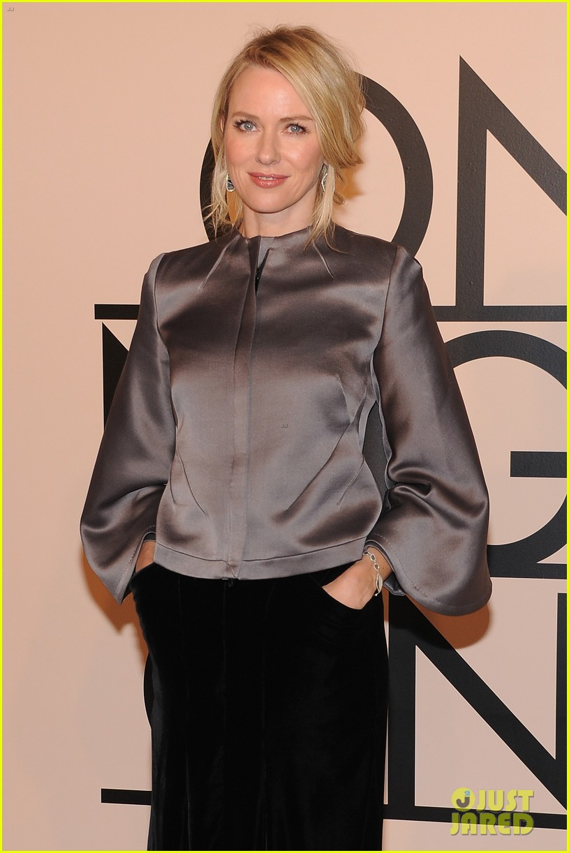 naomi watts olivia munn georgio armani one night only nyc 032978679