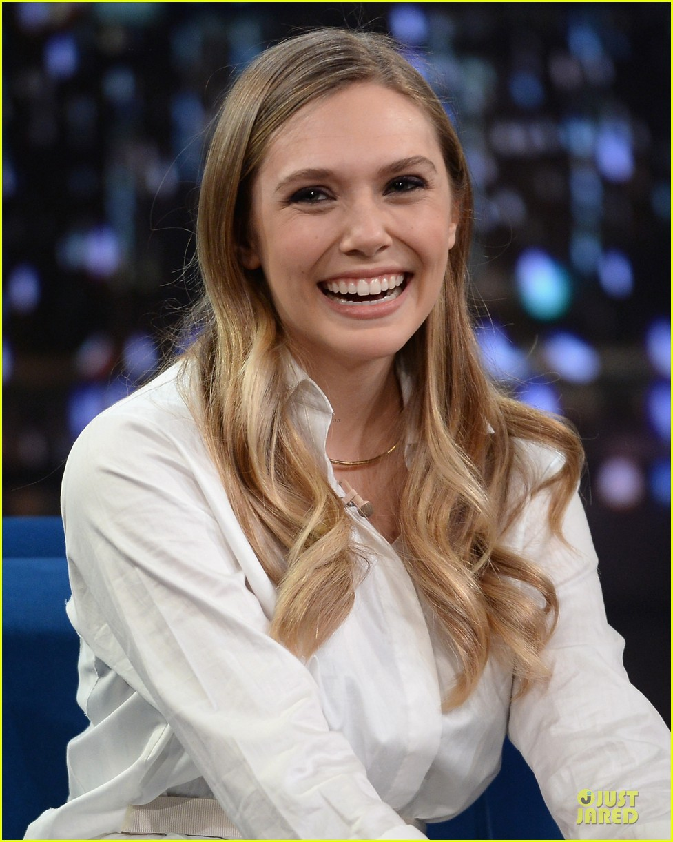 elizabeth olsen kill your darlings on fallon 022963596