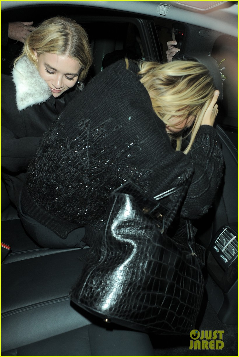mary kate ashley elizabeth olsen night out in seperate countries 022972896