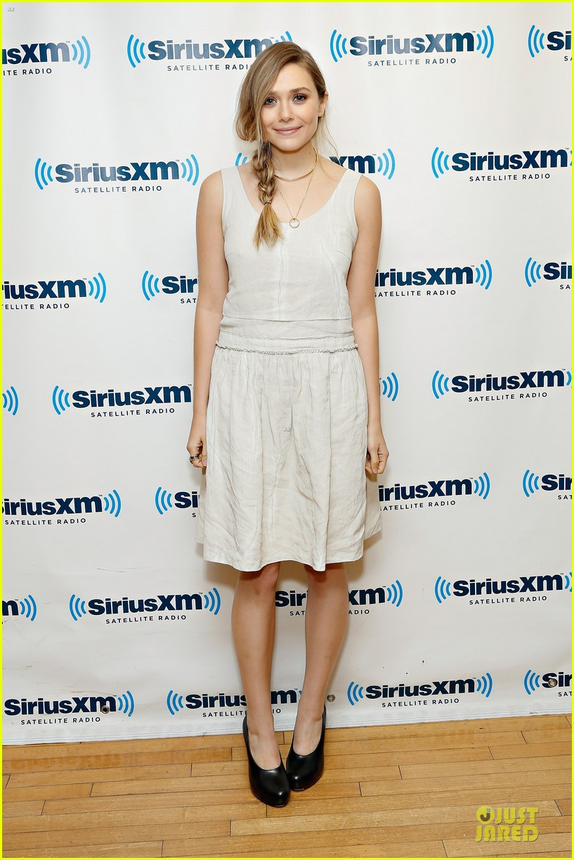 elizabeth olsen sway in the morning radio appearance 012970503