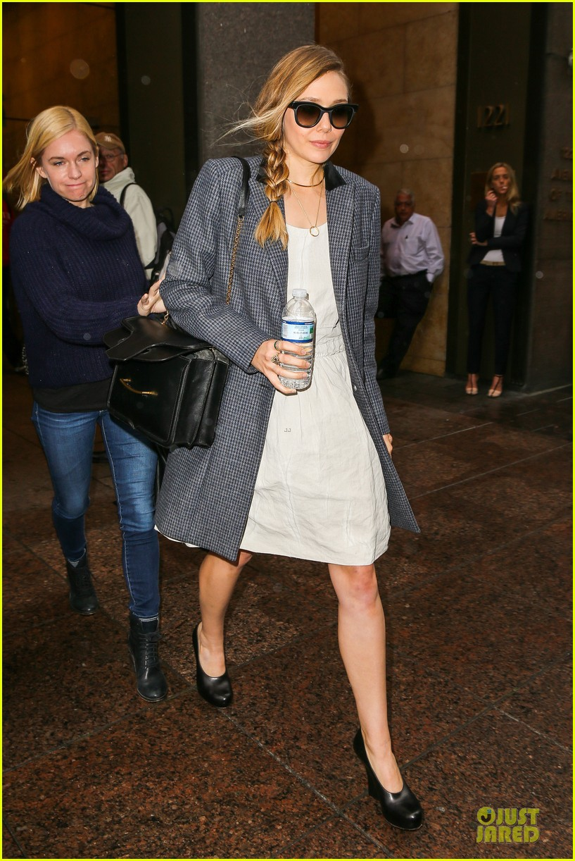 elizabeth olsen sway in the morning radio appearance 10