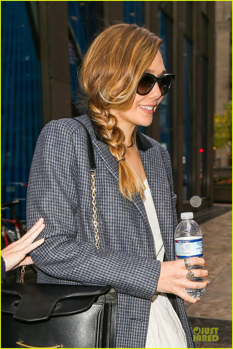 elizabeth olsen sway in the morning radio appearance 122970514