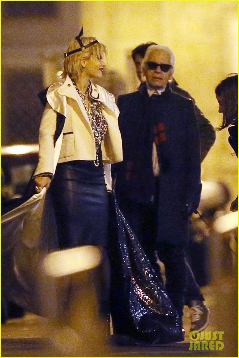 rita ora midnight photo shoot with karl lagerfeld 042971433