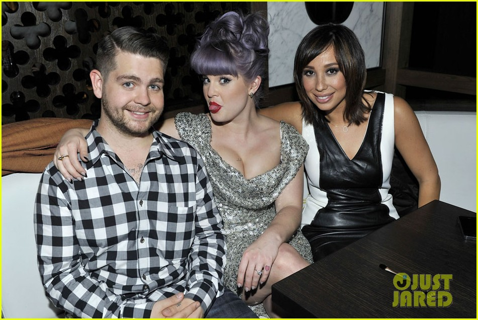 kelly osbourne celebrates birthday amid lady gaga feud 042981876