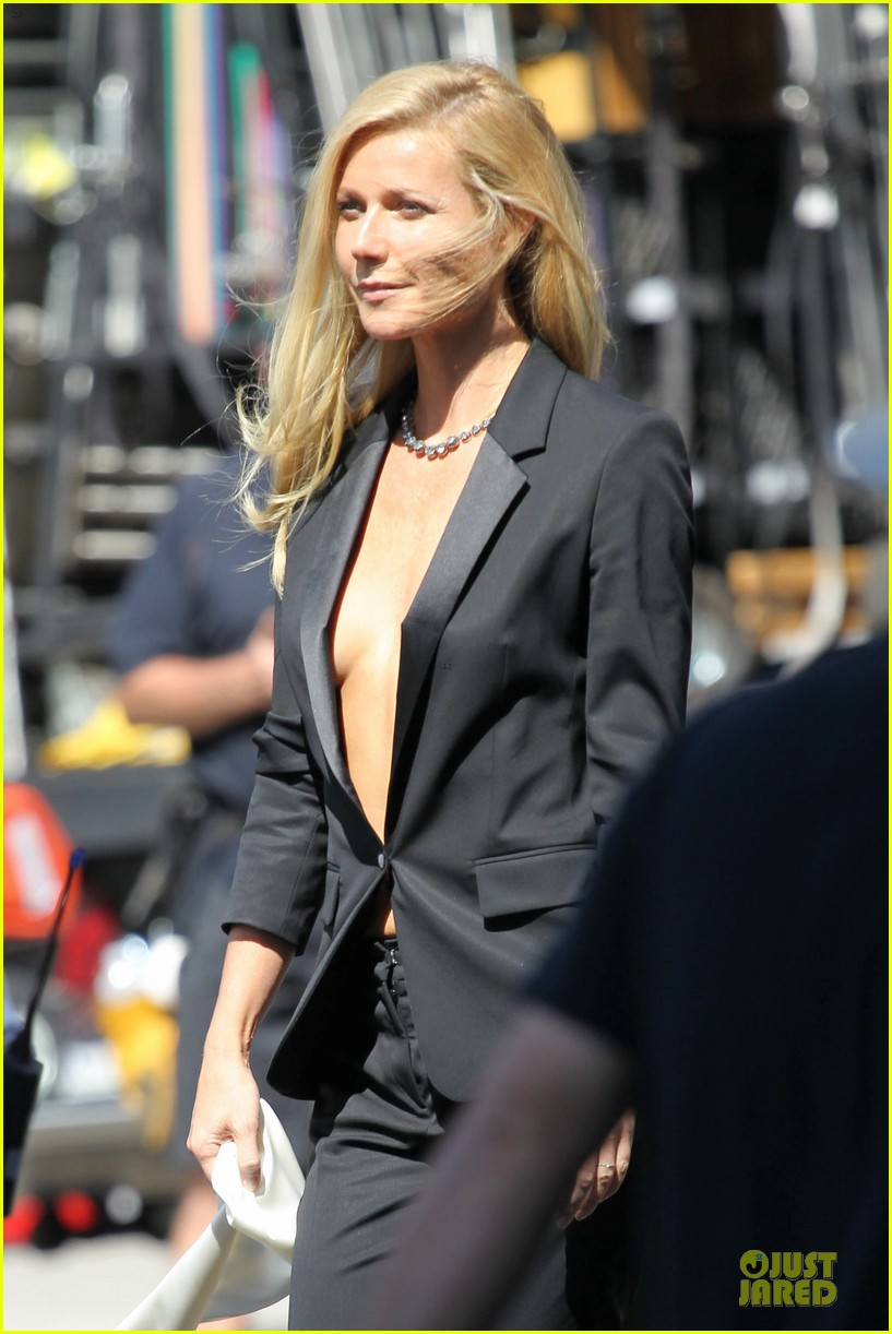 gwyneth paltrow goes braless for hugo boss 04