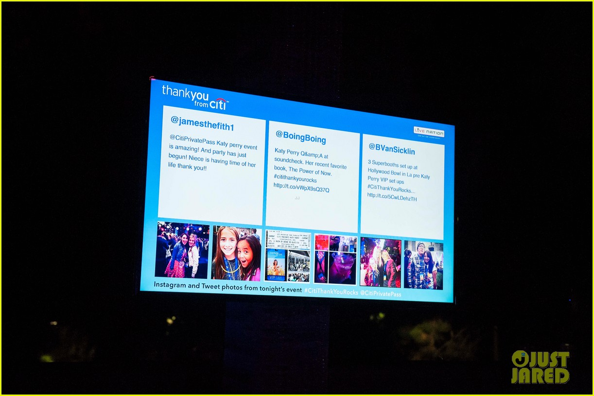 katy perry hollywood bowl katy perry we can survive concert 152978379