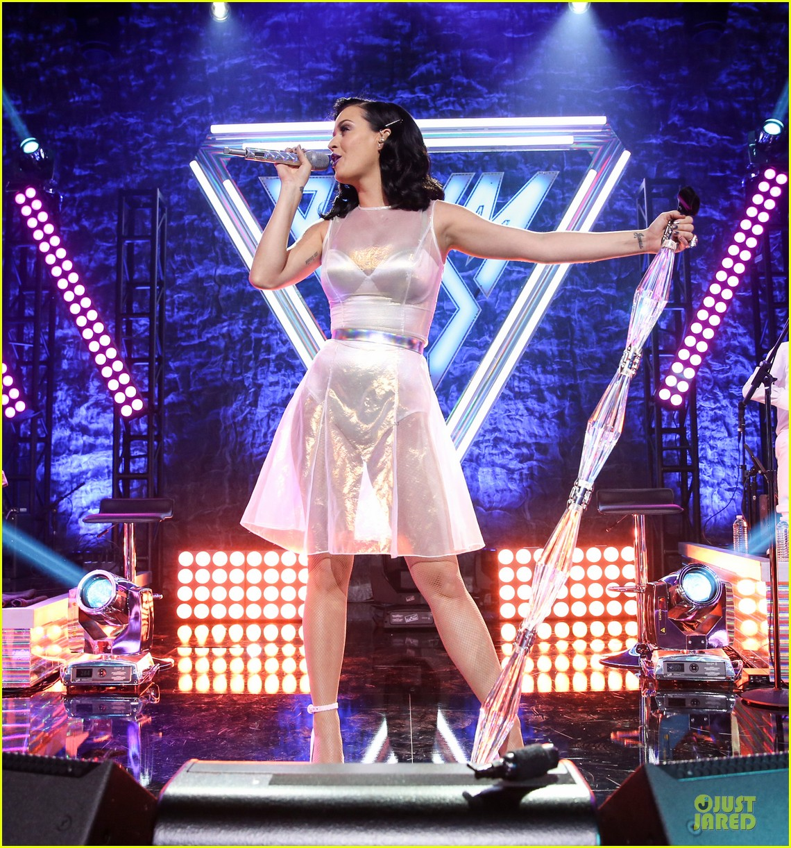 katy perry performs at iheartradio prism release party 052977422