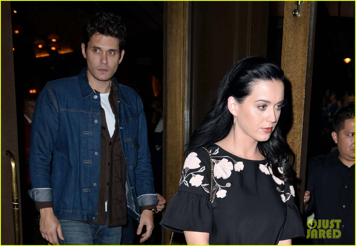 katy perry john mayer steakhouse dinner date 012970090