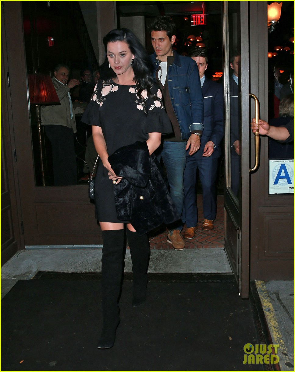 katy perry john mayer steakhouse dinner date 022970091
